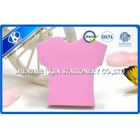 Buy cheap Clothes  Memo Sticky Notes , Removable Self Sticky Notes , Custom Paper Sticky Notes from wholesalers