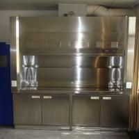 Buy cheap Multifunctional Stainless Steel Fume Hood Exhaust System Commercial Furniture from wholesalers