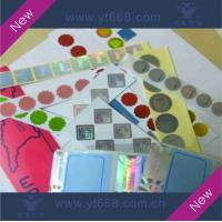 Buy cheap Hologram sticker,laser label,rainbow sticker from wholesalers