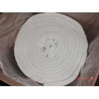 Buy cheap Ceramic Insulation Blanket , Sound Absorption Ceramic Fiber Refractory from wholesalers