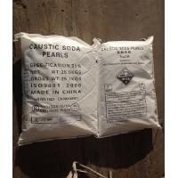 Buy cheap Caustic Soda Pearls 99%,Inorganic Alkali,Chemical material,Sodium hydroxide use for bleach from wholesalers