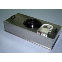 Buy cheap 304 Stainless Steel Frame HEPA H13 FFU Fan Filter Unit For Air Purification product