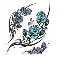 Buy cheap 8.5 X 11 Waterslide Decal Transfer PaperAnti Counterfeit For Temporary Tattoo from wholesalers