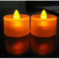 Buy cheap Led flashing candles from wholesalers