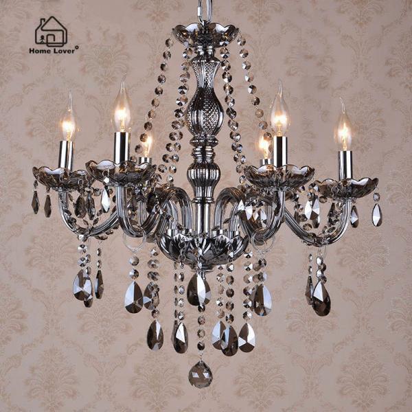 modern chandeliers indoor home lighting lustre de cristal teto bedroom living room kitchen lamp. Black Bedroom Furniture Sets. Home Design Ideas