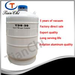 Buy cheap 30L Cryogenic storage tank Factory direct sale 50 mm caliber cryogenic storage tank from wholesalers