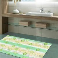 Buy cheap Nitrile Sponge Rubber PVC Anti Slip Mat , Cold Proof Non Slip Kitchen Floor Mats  from wholesalers