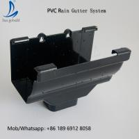 Buy cheap Cheap Price Anti-Corrosion Roofing Plastic Rain Water Gutter Pvc Gutter Drop Outlet from wholesalers