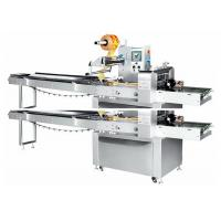 Buy cheap Multi - Function Automatic Pillow Wrapping Packaging Machine For Food / Cup Cake / Bread from wholesalers