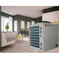 Buy cheap Industrial Hydronic Heat Pump 26KW Top Blowing Air Source Heat Pump from wholesalers