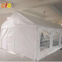 Buy cheap Outdoor Party Tent 3x3 Pe Fabric Abrasion Resistant Multi Color Optional from wholesalers