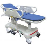 Buy cheap Emergency Hospital Electric Patient Transport Stretcher With ABS Handrails from wholesalers