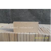 Buy cheap Glass kiln Fire Clay Brick Preheat Zones , High bulk density Fire Brick Refractory from wholesalers