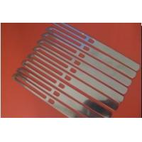 Buy cheap Galvanized Or Nickel Weaving Machine Parts , Rapier Loom Spare Parts from wholesalers