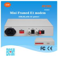 Buy cheap Low Consumption AC/DC Power Optical Modem With Ethernet Port from wholesalers