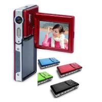 Buy cheap red 12MP HD digital video camera with unique design (HDV-5040) from wholesalers