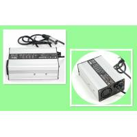 Buy cheap Wheel Chair 2A 48 Volt Battery Charger , SLA / Lithium Ion Battery Charger With Black Silver Case from wholesalers