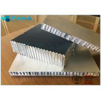 Buy cheap Aluminum Honeycomb Core For Aluminum Honeycomb Curtain Wall Composite Board from wholesalers