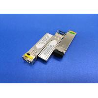 Buy cheap SFP FE 40KM Fiber Optic Module Bi Directional 1550nm DFB Laser RX1310nm LC from wholesalers