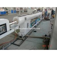 Buy cheap Auto Single Screw Extruder PPR Pipe Extrusion Machine 16mm-110mm from wholesalers