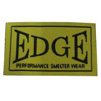 Buy cheap Factory Cheap Price Custom Name Logo Damask Garment Woven Labels for Clothing from wholesalers
