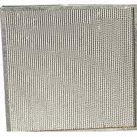 Buy cheap Synthetic Fiber Medium High Temperature HEPA Filters, Bag Filter, hepa filter air cleaner from wholesalers