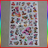 Buy cheap Mickey cartoon sticker/paper sticker for kids from wholesalers