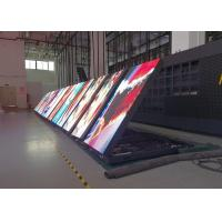 Buy cheap Red Green Blue RGB LED Display Digital LED Billboard w320xh320mm from wholesalers
