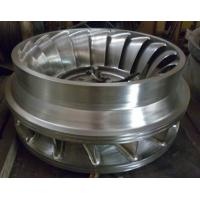Buy cheap 81MW Francis Hydro Turbine Runner Replacement 180.5 m Head 16.8m³/s from wholesalers