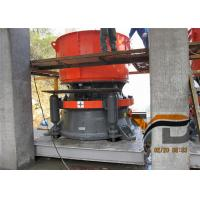 China Single Cylinder Hydraulic Stone Crusher Cone Type For Concave / Mantle on sale