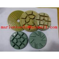 Buy cheap Concrete Grinding Pads/Tools for Stone Floor Restoration from wholesalers