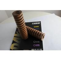 Buy cheap Cold roller steel / Carbon steel Compression Springs for Bicycle with Red , Brown Color from wholesalers