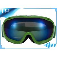 Buy cheap CE / FDA UV Blue Photochromic Anti Scratch Custom Snow Goggles For Youth from wholesalers