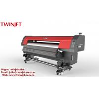 Buy cheap Ricoh Gen4 Printer Large Format Digital Printing TWINJET RH-182 Series with Ricoh Gen4 Printheads ECO Solvent Printers from wholesalers