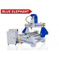 Buy cheap Rotary Device 7020 Machinery Automatic 4 Axis Cnc Router Engraver Machine for Wooden Toys from wholesalers