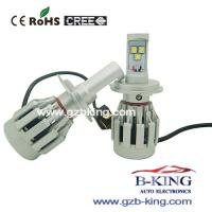 Buy cheap 2014 New 3000lm 6500k H4 H&L CREE-Xm-L2 LED Headlamp product