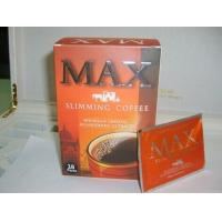 Buy cheap MAX slimming coffee weight loss coffee from wholesalers