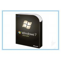 Buy cheap Genuine Microsoft Update Windows 7 SP1 64 bit Full System Builder OEM DVD 1 Pack from wholesalers