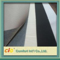 Buy cheap Eco Friendly Colorful Synthetic Sofa Leather Fabric for Glove / Garment product