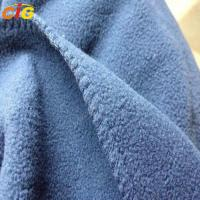 Buy cheap Multi Colored Textile Fleece Fabric with Single Or Double Sides For Garments / Blanket product