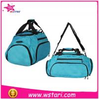 Buy cheap Lowest price Promotional 600D polyester runners fanny pack from wholesalers