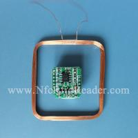Buy cheap Low Frequency LF RFID Reader Module 125khz EM4200 EM4100 , 12cm range from wholesalers