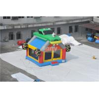 Buy cheap Commercial Giant Bouncy Castle Funny Construction Car / Truck Inflatable Bounce House from wholesalers