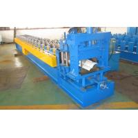 Buy cheap Customized Automatic Roll Former Ridge Cap Roll Forming Machine 5.5Kw Main Motor Power from wholesalers
