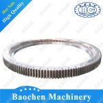 Buy cheap VLI301455N crossed roller slewing ring bearing for sale from wholesalers