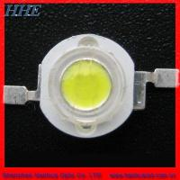 Buy cheap 1W White High Power LED Diodes with 2 Years Warranty product