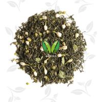 Buy cheap Flavour flower fruit mix tea jasmine organic tea with a base of green tea from wholesalers