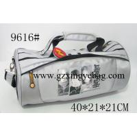Buy cheap Travel bags/duffel bags 800D polyester 15.7inch from wholesalers
