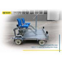 High Cost Effective Railroad Speeder Cars , Double Rail Inspection Vehicle