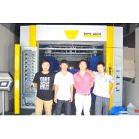 Buy cheap Reliable Tunnel Car Wash System Brush With Automatic Air Drying System from wholesalers